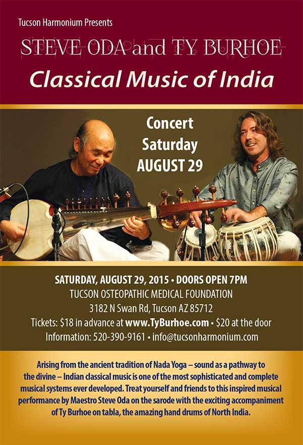 Concert August 29, 2015