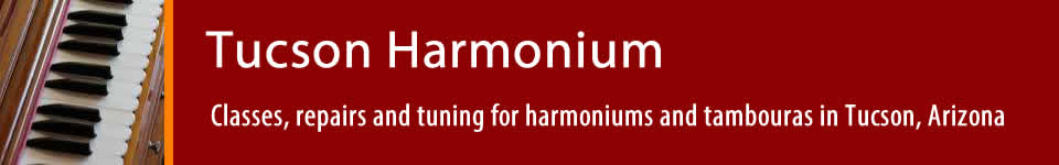 Types of Harmoniums :: Tucson Harmonium